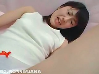 Rinako hirasawa asian model enjoys an anal sex game