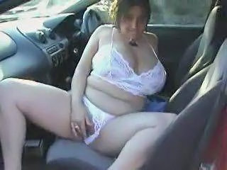 Car Big Tits Masturbating Bbw Masturb Bbw Milf Bbw Tits
