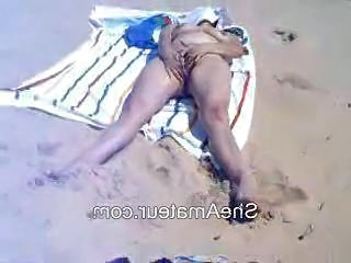 Beach Outdoor Nudist Masturbating Amateur Masturbating Outdoor Nudist Beach