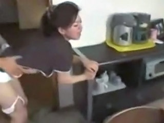 Asian Clothed Doggystyle Aunt Clothed Fuck Japanese Milf