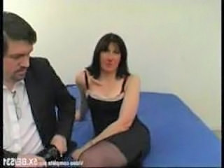 French mature Sophie analsex