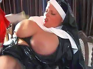 Busty British slut Vicki fucks the kinky parisioner