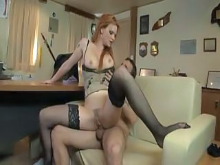 Anal Riding Amazing Milf Anal Milf Stockings Stockings