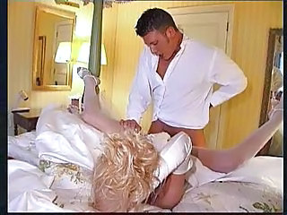 Bride Clothed Hardcore Stockings Wedding Stockings Squirt Orgasm Short Hair