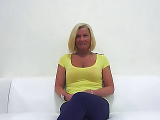 Mature Casting European Casting Amateur Czech