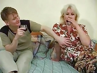 Russian Drunk Mom Drunk Mature  Old And Young