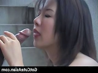 Mature Asian Blowjob Asian Babe Asian Mature Babe Outdoor