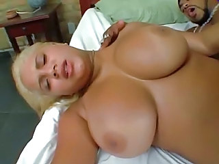 Hot Babalu anal with black man