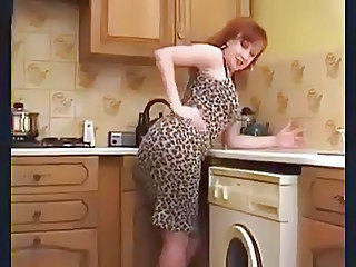 Amateur Amazing Kitchen Kitchen Sex
