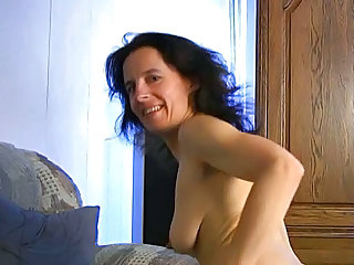 older  fetisha teases with her vagina