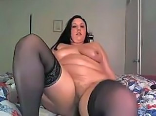 BBW on cam getting naughty!!!
