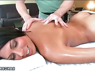 Massage  Pornstar Massage Milf Massage Oiled Milf Ass