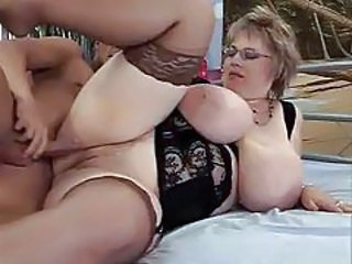 Videos from: tubewolf | Fat old babe in glasses fucked tubes