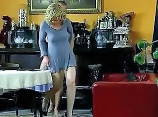 Mature Vintage Grandma German Anal