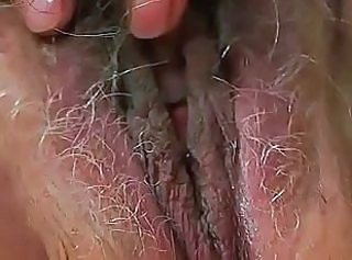 Clit Close up Hairy Granny Busty Granny Hairy Hairy Busty