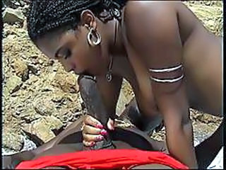 Big Cock Beach Outdoor Babe Outdoor Beach Sex Big Cock Blowjob