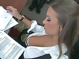 Office Secretary Amazing Boss Milf Office Office Milf