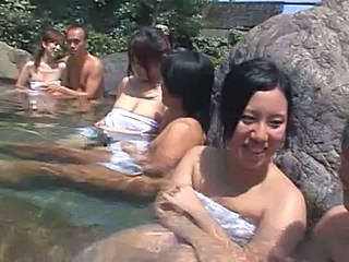 Pool Orgy Asian Asian Teen Group Teen Japanese Teen