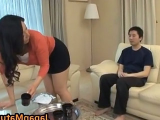 Ayane Asakura Asian MILF has a big sexy