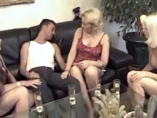Drunk MILF French Drunk Party French Milf