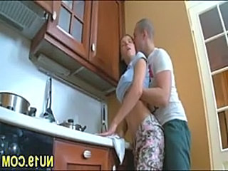 Cute Kitchen Teen Brother Cute Teen Kitchen Sex