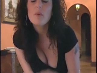 Caught Jerking In Step Moms Bed JOI