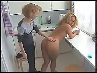 German Ass European German Teen Kitchen Sex Kitchen Teen