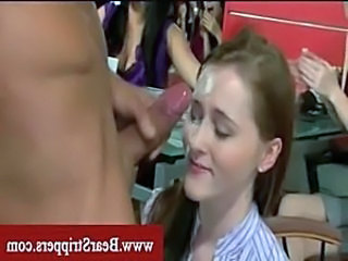 Cumshot Facial Cfnm Party