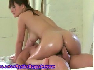 Oiled  Riding Massage Milf Massage Oiled Milf Ass