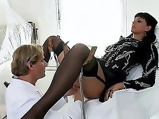 Doctor  Stockings Milf Stockings Stockings