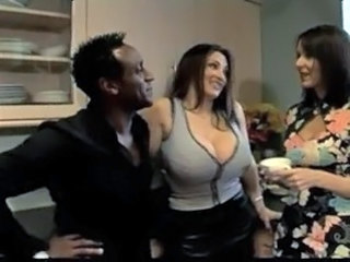 Omar In Big Boobs Brit Babe Cathy Barry And Friend free