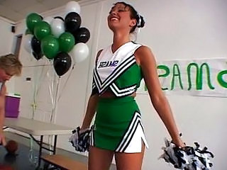 Cheerleader Uniform Teen Cheerleader