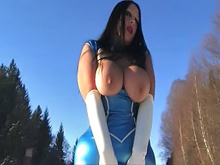Big Tits Latex  Big Tits Milf Milf Big Tits Outdoor