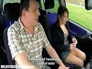 European Car MILF Czech