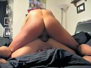 AMATEUR hot HOMEMADE bare RAW anal fun CREAMED ass