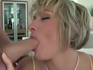Holly Marie giving head. MILF