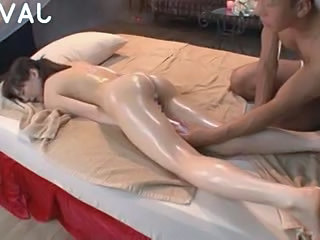 Oiled Ass Japanese Asian Teen Japanese Massage Japanese Teen