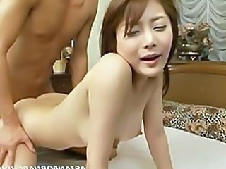 Hot Moaning japanese girl w Big tits