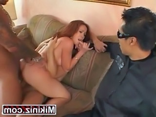 Screw My Wife Please Trinity Post Cream Pie, Double Penetration Redhead Big...
