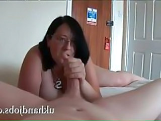 Fat woman masturbates a dick tubes