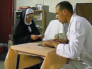 Nun Doctor Uniform Doctor Mature Glasses Mature Mature Ass