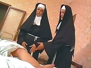Nun  Threesome Milf Ass Milf Threesome Threesome Milf