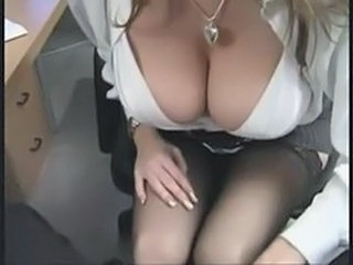 Secretary Office Big Tits Big Tits Big Tits Stockings Crazy