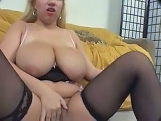 blond chubby fucked