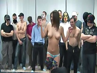 Amateur Gruppensex Party Amateur Teen Bus + Teen Tschechisch