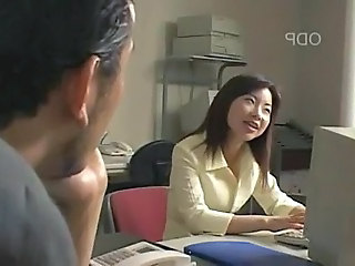 Office Secretary Asian