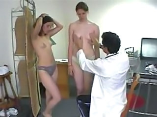 Spanking doctor anne and valeri xlx