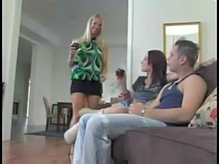 Family Drunk Threesome Daughter Daughter Mom Drunk Teen