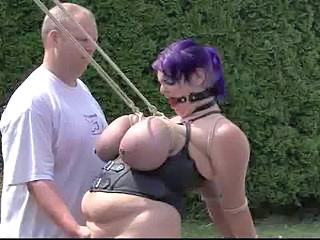 Bondage Fetish Slave Bdsm Huge Huge Tits