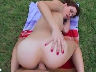 Doggystyle Hardcore Outdoor Anal Teen Doggy Ass Doggy Teen